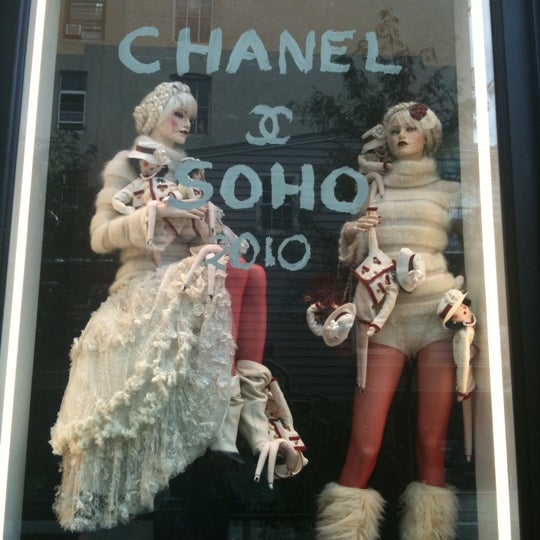 Photo taken at CHANEL Boutique by S on 1/15/2011