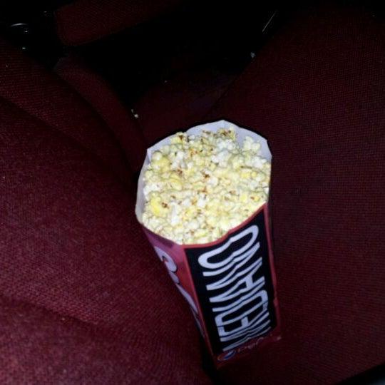 Photo taken at Cine Hoyts by NINJA S. on 4/24/2012