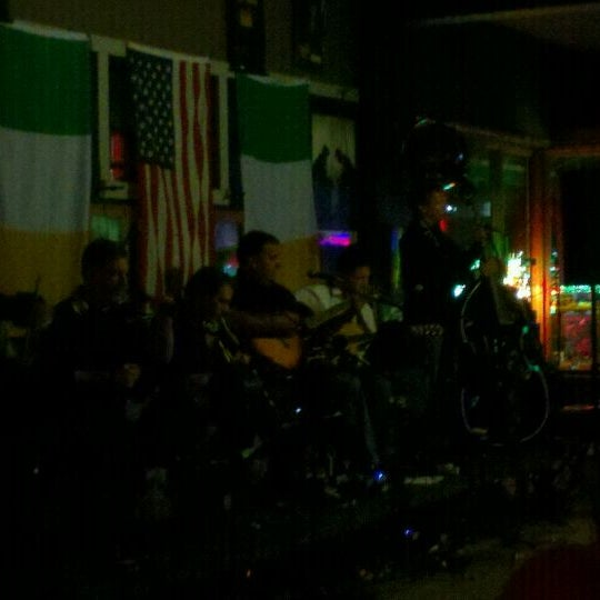 Photo taken at Dubliner Pub by Kimberly K. on 9/18/2011