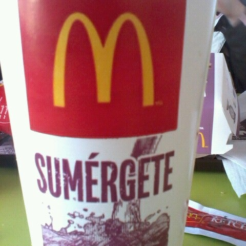 Photo taken at McDonald's by Patricio T. on 7/15/2012