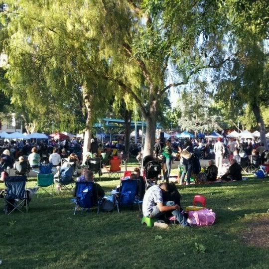 Photo taken at Todos Santos Plaza by Matt S. on 6/22/2012