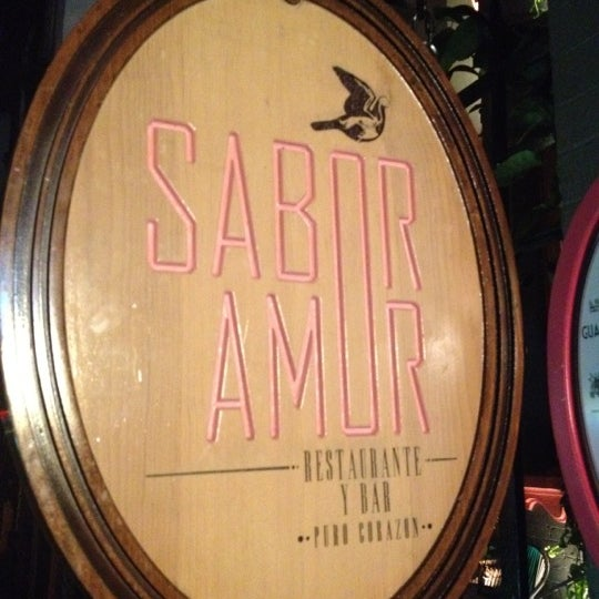 Photo taken at Sabor Amor by Roberto C. on 7/22/2012