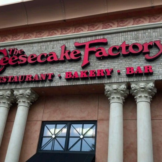 Photo taken at The Cheesecake Factory by Mark & Cheryl L. on 6/1/2012
