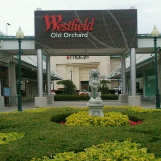 reviews of Westfield Old Orchard