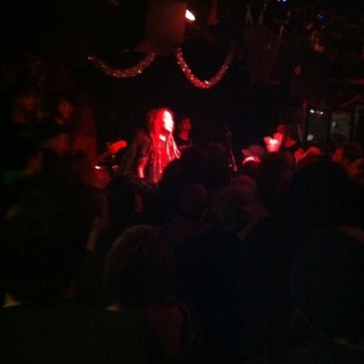 Photo taken at The Barbary by Becca L. on 12/28/2010