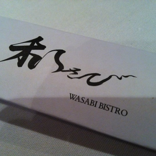 Photo taken at Wasabi Bistro at at Mandarin Oriental, Kuala Lumpur by Adrien L. on 5/24/2011
