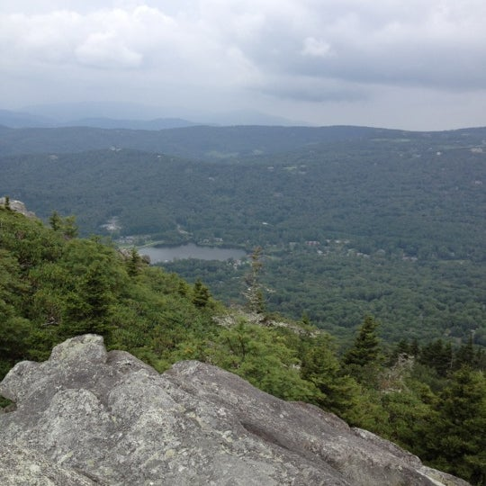 Photo taken at Grandfather Mountain by Jay H. on 8/10/2012