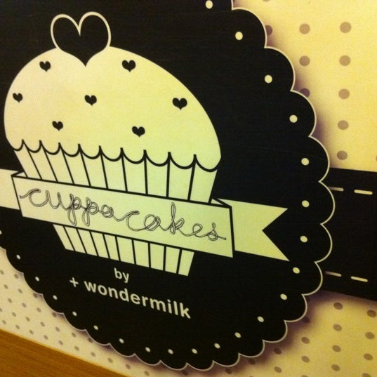 Photo taken at +Wondermilk by Amar A. on 2/18/2012