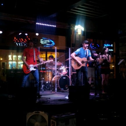 Photo taken at Honky Tonk Central by Manuel B. on 7/17/2012