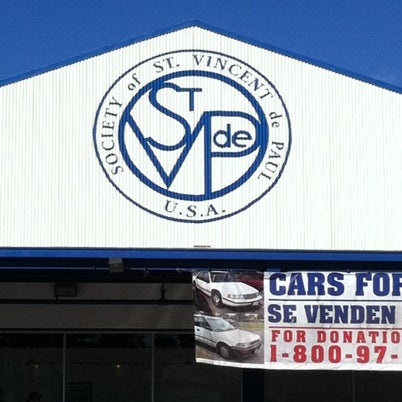Society of St. Vincent de Paul Thrift Store - Lincoln ...