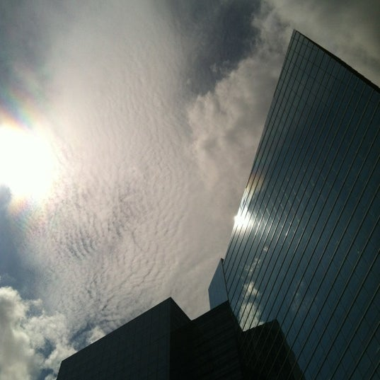 Photo taken at Mohegan Sun Pool by Nicky S. on 7/27/2012