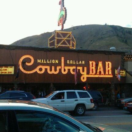 Photo taken at Million Dollar Cowboy Bar by @joe4pres on 8/26/2011