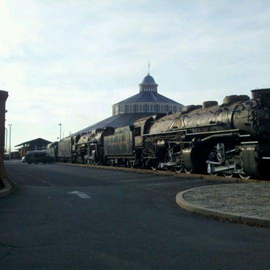 Photo taken at B & O Railroad Museum by Jon D. on 12/12/2011