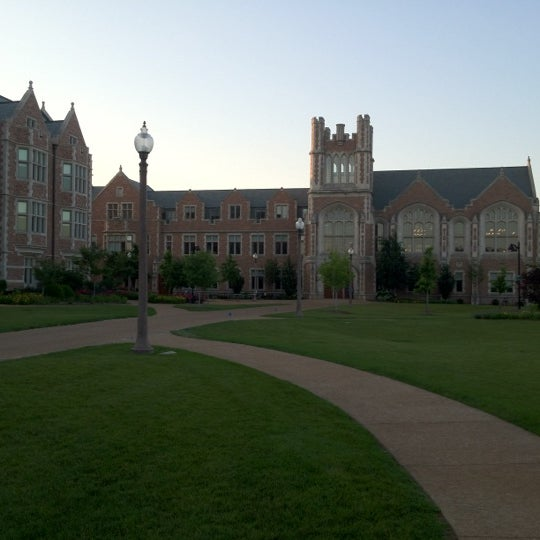 Photo taken at Washington University in St. Louis by Nathan R. on 5/14/2012