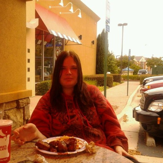 Photo taken at Panda Express by theresa l. on 9/22/2011