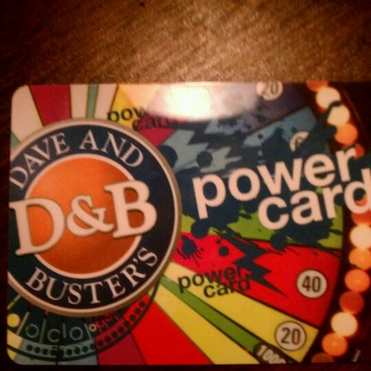 Photo taken at Dave & Buster's by Debbie P. on 3/25/2012