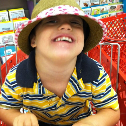 Photo taken at Target by Karen on 8/5/2012