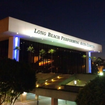Terrace theater long beach convention center downtown for Terrace theatre