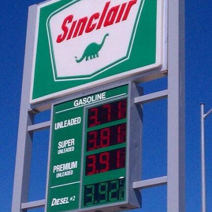 Photo taken at Moapa Paiute Travel Plaza / Chevon Gas by Max B. on 9/23/2011