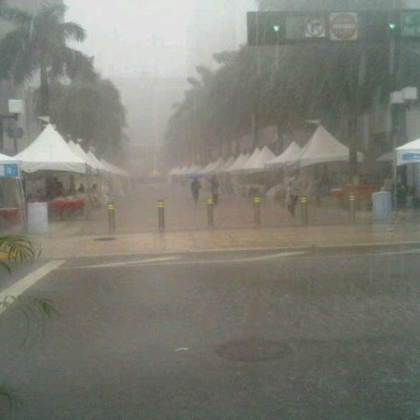 Photo taken at Miami Dade College Wolfson Campus by Alvaro V. on 11/18/2011