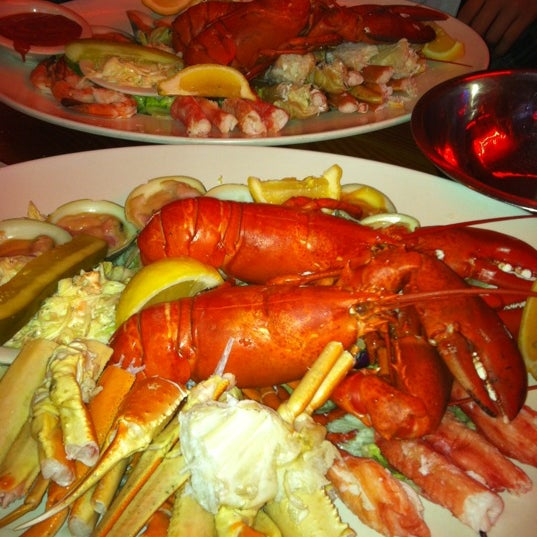 Sammys fish box city island lobster house for Loves fish box menu