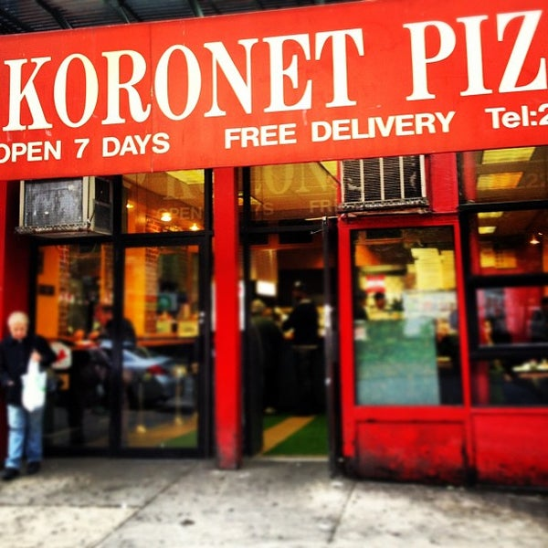 Koronet Pizza Morningside Heights 109 Tips