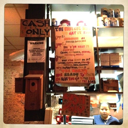 Photo taken at Burger Joint by Steen W. on 7/31/2012