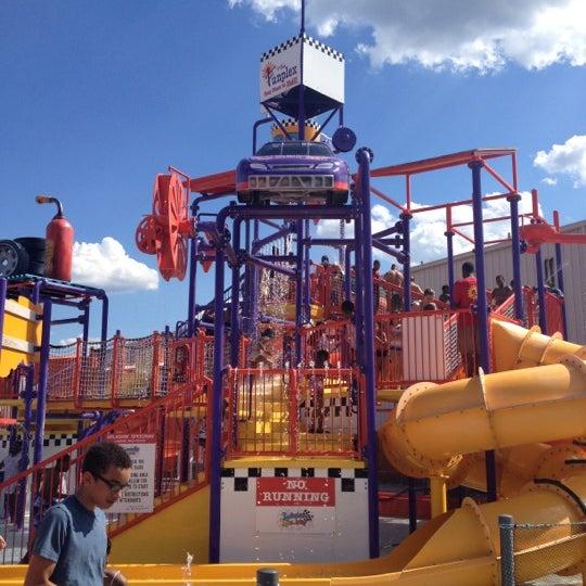 The Funplex Theme Park In Mount Laurel