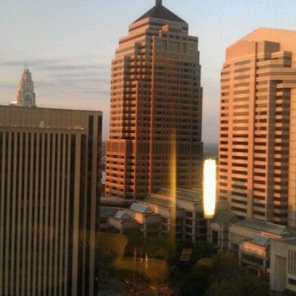 Photo taken at Hyatt Regency Columbus by Cruce S. on 9/6/2012