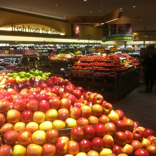 Photo taken at Safeway by Robin W. on 2/19/2012