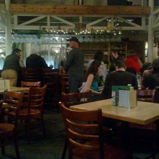 Photo taken at Snake River Brewery & Restaurant by Julie G. on 1/6/2012