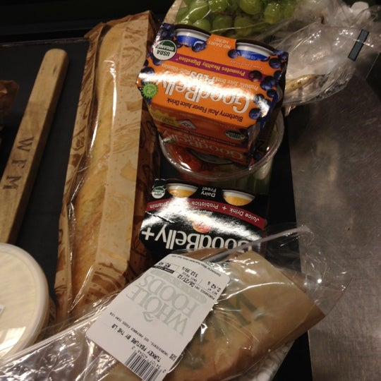 Photo taken at Whole Foods Market by AwayIsHome on 6/27/2012
