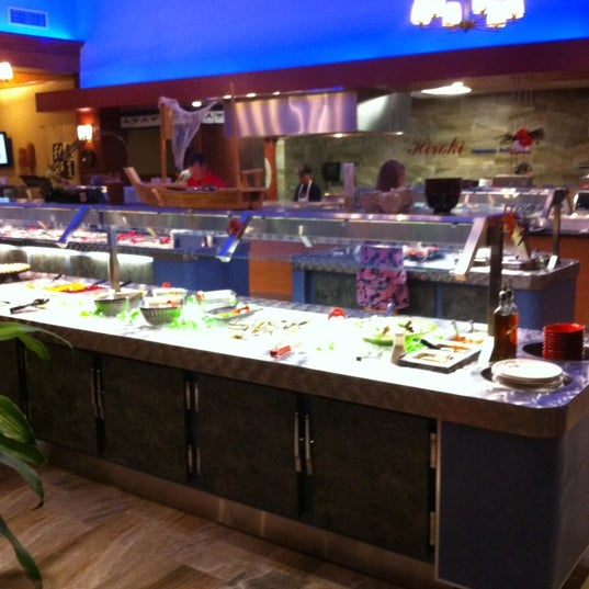 hiroki japanese buffet sushi restaurant in palm beach gardens