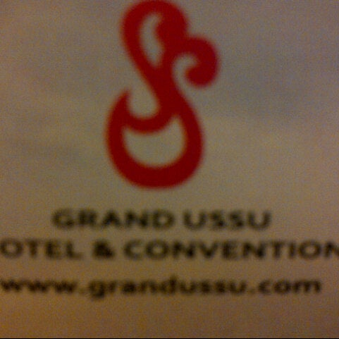 Photo taken at Grand Ussu Hotel & Convention by Ayahnya S. on 7/16/2012