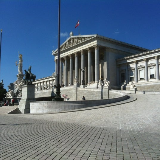 Photo taken at Parlament by Özer K. on 8/14/2012