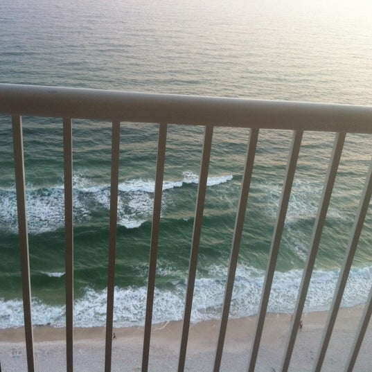 Photo taken at Majestic Beach Resort Panama City Beach by Chip R. on 3/15/2011