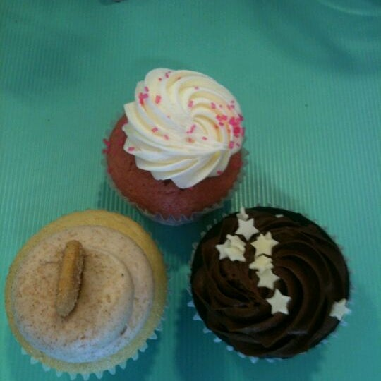 Photo taken at Sift Cupcake & Dessert Bar by Jessica H. on 5/17/2012