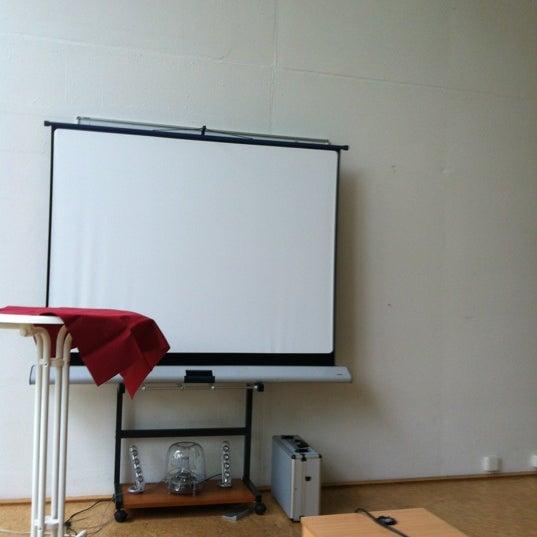 Photo taken at Boostpark Workshop by Verena Alessia M. on 4/19/2012