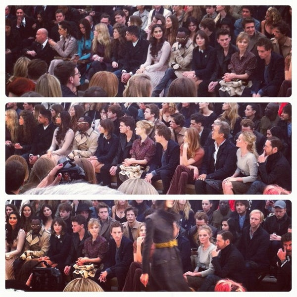 Photo taken at Burberry by Clay J. on 2/20/2012
