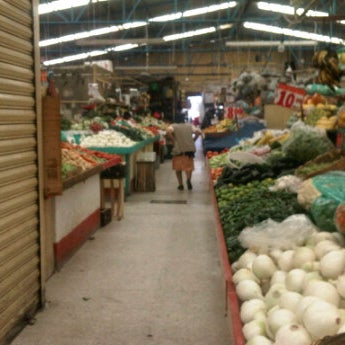 Photo taken at Mercado de la San Juanita by Nenathaly H. on 3/18/2012