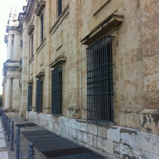Photo taken at Facultad de Filología by Eraser H. on 6/1/2012