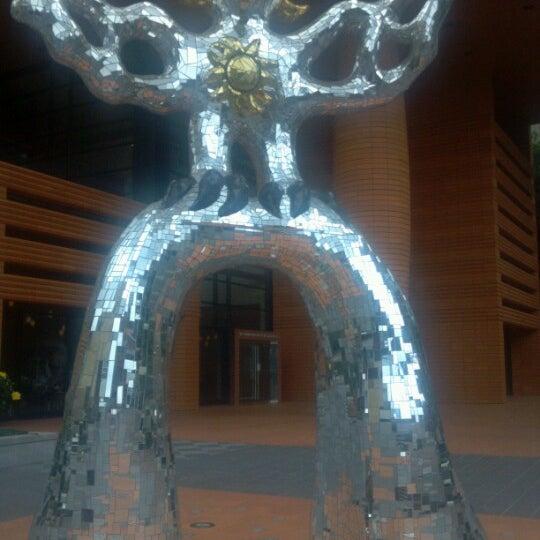 Photo taken at Bechtler Museum of Modern Art by Deanna D. on 6/10/2012