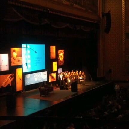 Photo taken at Altria Theater by Frazier G. on 4/21/2012