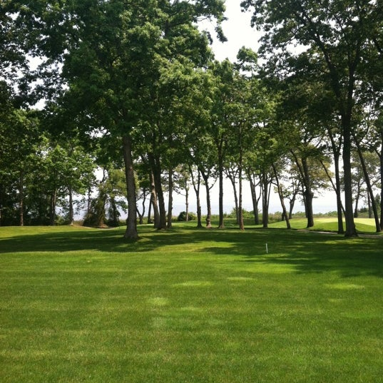 Photo taken at Quidnessett Country Club by Chelsea L. on 5/28/2012