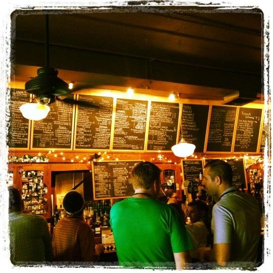 Photo taken at d.b.a. by Jennifer W. on 7/14/2012