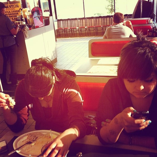 Photo taken at Waffle House by Marcus S. on 6/2/2012