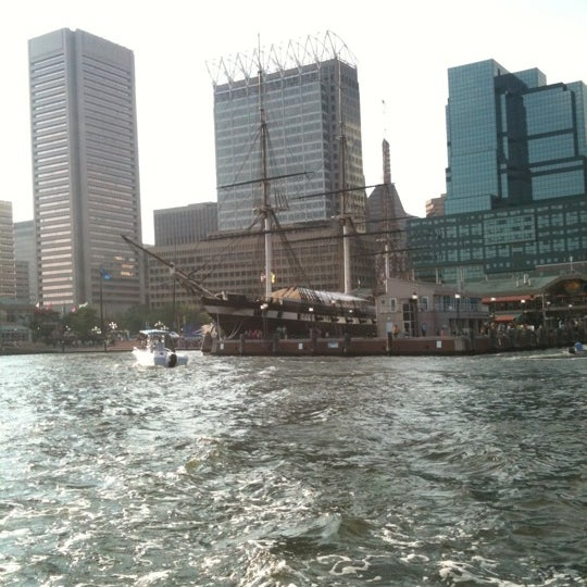 Photo taken at USS Constellation by Willem V. on 7/10/2011