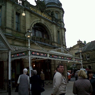 Photo taken at Buxton Opera House by Fátima C. on 4/16/2011