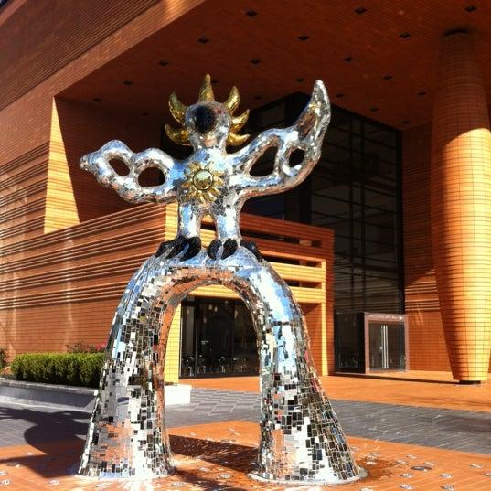 Photo taken at Bechtler Museum of Modern Art by Robert S. on 11/23/2011