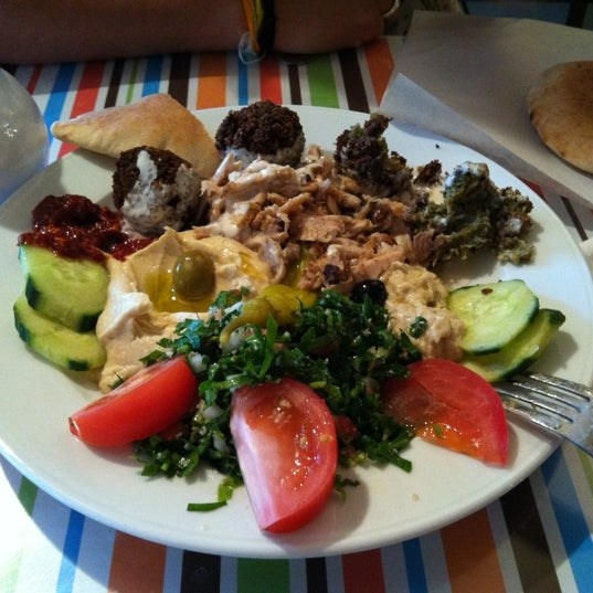 Habibi falafel restaurant in sch neberg - Cuisine bernard falafel ...